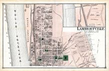 Lambertville 2, Hunterdon County 1873